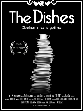 The Dishes with Feathers